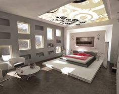 Stylish pop false ceiling designs for bedroom | Visit http://www.suomenlvis.fi/