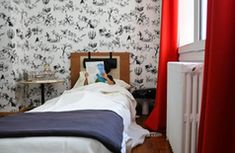 Séverine et Jérome Hermary, Roméo 16 ans - The Socialite Family Casa Kids, Socialite Family, Family Apartment, Loft, Laura Lee, Art Of Living, A Boutique, Home And Family, Curtains