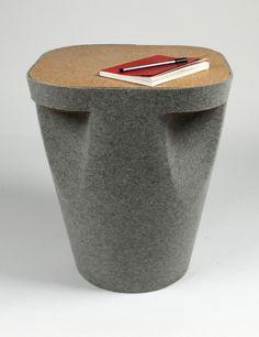 B66 Side Table by Christian Poulsen