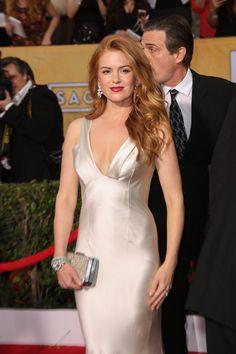 Isla Fisher - 2014 Screen Actors Guild Awards