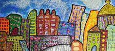 Big City I by Bethany Handfield  ~  x
