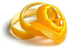 sprinkle a pinch of salt on a piece or orange or lemon peel to rub off tea or coffee marks on mugs