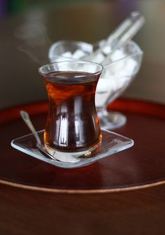 Turkish Tea: How to Make, Serve and Drink by Olga Irez of Delicious Istanbul