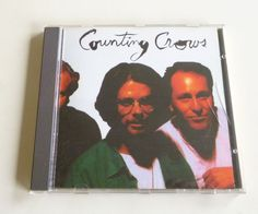 CD album / Counting Crows / Hottest Ticket In Boston / LIVE / 1994