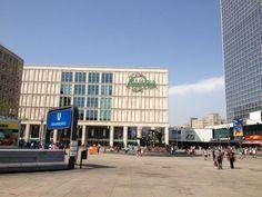 Xxxx Four Square, Multi Story Building, Public, Street View, Restaurant, Nice Asses, Restaurants, Dining Rooms