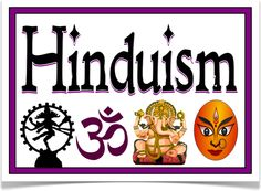 about Hinduism. Each poster prompts children to understand Hinduism ...