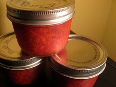 Tis the season of strawberries! It's the perfect time to make strawberry jam!My girls and I went to the strawberry patch with some friends recently. We came back with a TON of strawberr...