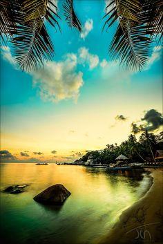 ~~Bailando ~ beach on the island Koh Tao, Thailand by *torivarn~~