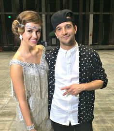Sadie Robertson's Great Gatsby Look #DWTS19 #DWTS #fashion