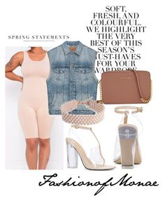 Spring by monaeoffashion on Polyvore featuring polyvore, fashion, style, Zara, Michael Kors, Folio and clothing