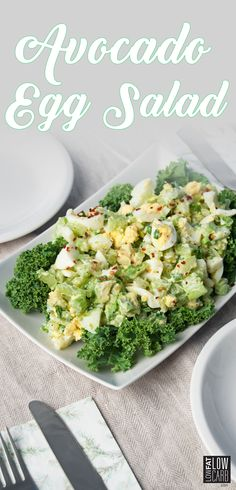 Switch Up an Avocado Egg Salad