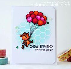 Spread happiness | Random Acts of Creativity