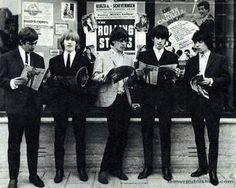 The Rolling Stones 1962 #mods_look