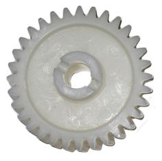 Liftmaster-Sears Large Main Drive Gear Only (+Lube) with Quick Change Instructions This drive gear replacement is for all residential Sears Craftsman, Liftmaster, Master Mechanic, Garage Master) chain and belt drive openers manufactured from 1984 to the Garage Door Parts, Garage Door Opener, Garage Doors, Dalton Model, Chamberlain Garage Door, Wayne Dalton, Gear Drive, Mechanic Garage, Sears Craftsman