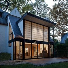 modern architecture tudor | Modern Tudor