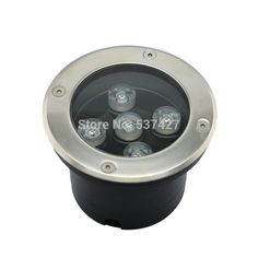 (31.26$)  Watch now  - IP67 waterproof AC85~265V voltage input 5W LED Underground Light,  Warm White/White color Available