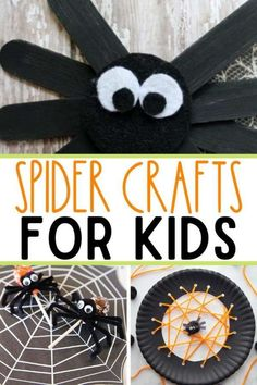If you are looking for some fun Halloween crafts to do with the kiddos this year, these fun spider crafts for the kids will make a great project. While spiders in real life may not be fun, these Halloween spider … Read More...