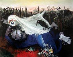 The Dreaming Bridegroom by Arthur Boyd