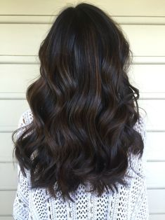 that dark balayage biiitch