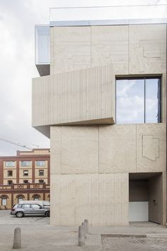 SPEECH Tchoban & Kuznetsov — Museum for Architectural Drawing