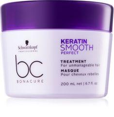Schwarzkopf Professional BC Bonacure Keratin Smooth Perfect maska za neobvladljive lase | notino.si