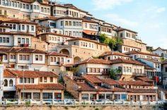 Berat, Albanie