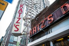 Katz's Deli needed to restock the shelves after Jim got at the pastrami. For more sandwiches, watch THE JIM GAFFIGAN SHOW. Click to discover full episodes.