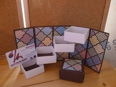 Stepper Box - The Supermums Craft Fair