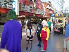 Fremont Street Las Vegas 2011