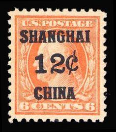 Century Stamps has this item on Collectors Corner - Scott# K6, 1919 12c on 6c Red orange, PSE Superb 98, Mint OGnh