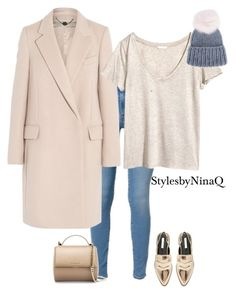 """Untitled #644"" by nina-quaranta on Polyvore featuring STELLA McCARTNEY, Givenchy, Lost Ink, H&M and Eugenia Kim"