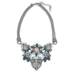 Beau Monde Statement Necklace - Great gift idea for someone special. Dresses up anything!