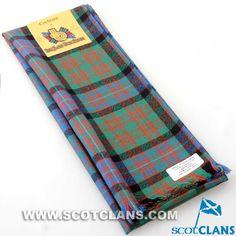 Clan Cochrane Tartan Scarf