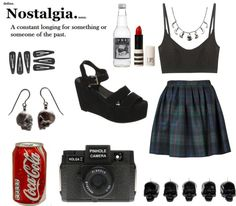 """""""Red lips"""" by gencreagh on Polyvore"""
