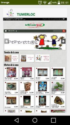 App TUMERLOC con la Artesanía de España. Primer@s artesan@s indexando ya su inventario. ¿ TE APUNTAS ?