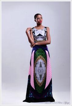 Designer: Lanre Da Silva (Nigeria) ~Latest African Fashion, African Prints, African fashion styles, African clothing, Nigerian style, Ghanaian fashion, African women dresses, African Bags, African shoes, Nigerian fashion, Ankara, Kitenge, Aso okè, Kenté, brocade ~DK