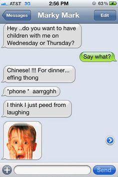 25 Insanely Funny iPhone Auto Correct Fails...LOL
