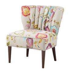 Madison Park Korey Slipper Chair. Wingback ...