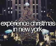 Done. Yes I love in New York and don't go on Christmas it's SOOoOo FULL!!!