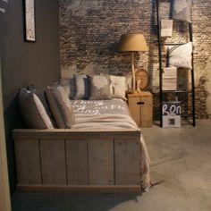 Stoere jongens slaapkamer