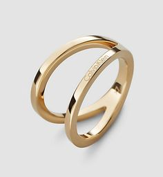 Ring - Calvin Klein Outline Women | Calvin Klein® UK