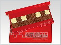 ¿Has pensado en ofrecer una sorpresa en forma de chocolate?  ¡Tenemos la solución ideal para usted! http://www.mysweets4u.com/es/?o=2,5,29,28,0,0