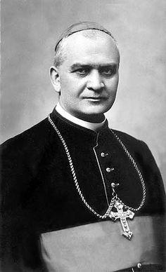Santos, Beatos, Veneráveis e Servos de Deus: Beato Jorge Matulaitis, Bispo e Fundador.