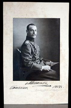 Grand Duke Michael Alexandrovich Photograph