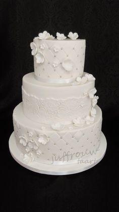 Juffrouw Taart: Bruidstaart 17 april