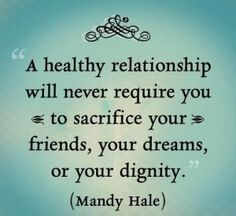 Healthy Relations