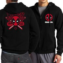 {Like and Share if you want this  deadpool hoodies men 2017 fashion funny sweatshirts brand deadpool clothes zipper fleece jacket harajuku hoodie plus size S-5XL|    Hot arriving deadpool hoodies men 2017 fashion funny sweatshirts brand deadpool clothes zipper fleece jacket harajuku hoodie plus size S-5XL now for sale $US $19.49 with free delivery  you can easily find this unique product and much more at our favorite online store      Buy it now the following…