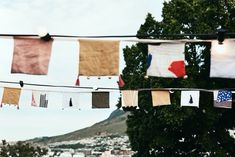 Bow Slides, We Remain, Shine Your Light, Gift Of Time, New Earth, Made Clothing, Together We Can, Sustainable Design, Bunting