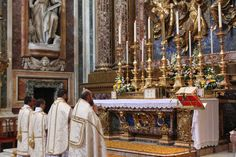 Transalpine Redemptorists at home: Fr Magdala Maria, F.SS.R. first Solemn Mass