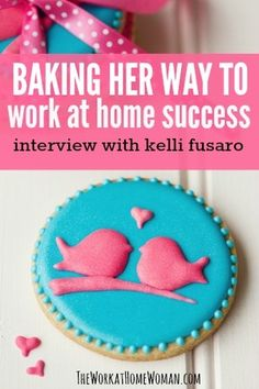 See how this single mom was able to go from broke to supporting her family by getting involved in the personalized cookie business!